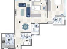 شقة مؤجرة غرفتين وصالة للبيع في النهدة الشارقة