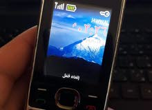 متوفر جهاز نوكيا N 2700 للعمال والموظفين استخدام جيد للمكالمات والرسائل للبيع ..
