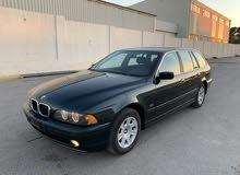 BMW 520i سويسرا