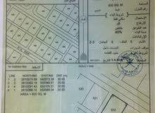 ارض متميزة وزاوية، سكنية في منطقة البشائر ولاية الرستاق (على الخط السريع لجنوب الباطنة)
