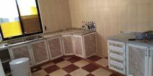 شقة فارغة للايجار تتكون من غرفتين نوم +غرفة ضيوف