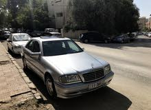 Mercedes Benz C 180 1996 For sale - Silver color