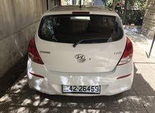 For sale Hyundai i20 car in Amman