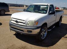 For sale 2005 White Tundra
