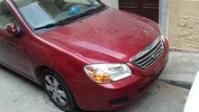 Used condition Kia Spectra 2008 with 1 - 9,999 km mileage