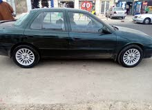 Used condition Kia Sephia 1996 with +200,000 km mileage