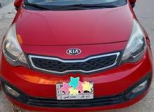 Kia Rio 2014 For sale - Red color