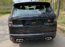Rover Sport SVR P575 V8 * Carbon Fiber Trim