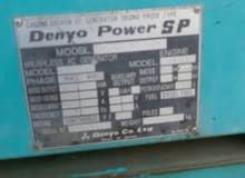 جنريتر دنوي ياباني كاتم 10.5 kva