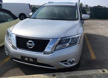 Nissan Pathfinder 2014 - Used