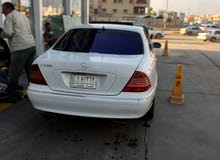 For sale Used Mercedes Benz S 500
