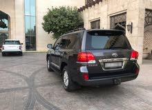 تويوتا لاند كروزر بلس  V6 - GXR + - 2012