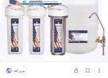 فلاتر مياه امريكي تجميع تايون