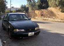 Green Daewoo Cielo 1996 for sale