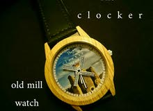 old mill watch