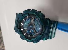 G Shock Watch Strong and 200m waterproof.