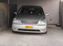 Gasoline Fuel/Power   Lexus LS 430 2001