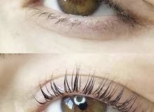 lifte and laminate eyelash
