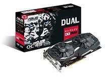 كرت شاشة GPU Asus Dual Rx 580