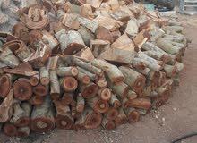 حطب اللبيع  جميع الانواع وقص جميع  الاشجار
