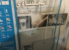للبيع براد ماء جديد بدون كفاله