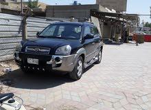Hyundai Tucson in Baghdad