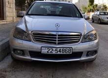 مرسيدس c200 2009
