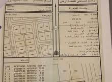 أرض بمخطط الغبي (شوف العين) بولاية بدية 600م