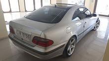 مرسيدس clk للبيع موديل 2000