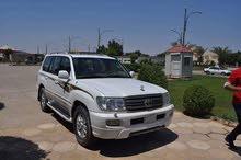 +200,000 km Toyota Land Cruiser 2007 for sale
