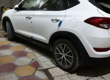 Hyundai Tucson in Basra