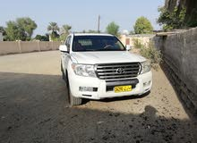 Toyota Land Cruiser car for sale 2010 in Saham city