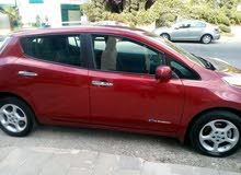Used condition Nissan Leaf 2013 with  km mileage