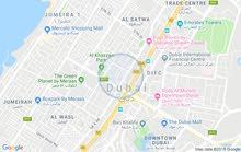 للاستثمار أرض للبيع أو الإيجار على 4 شوارع مساحة 9250 متر