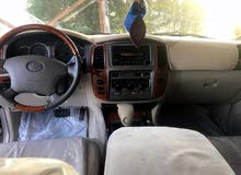 For sale 2005 Silver Land Cruiser