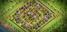 acc clash of clans th 11 and builder base 8