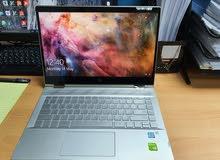 HP pavilion x360, core i7 8th gen,1Tb+128GB SSD,12gb Ram