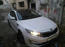For sale 2012 White Optima