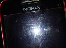 مطلوب شاشه نوكيا E63