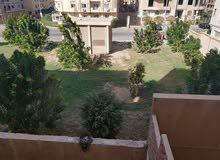 شقة فى النرجس عمارات دبل فيس تطل على مربع حديقة و شارع رئيسي