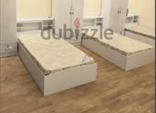 Single Bed With Medical Mattress available