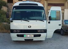A Bus is available for sale in Amman