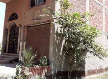 منزل بكورنيش الحاجبي بميت غمر للبيع ثلاث ادوار