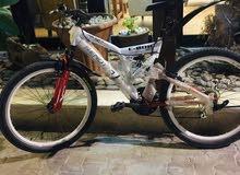 دراجة هوائية للبيع ...و فيه نقاش