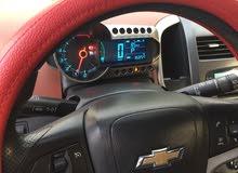 Chevrolet sonic 2012 sport car