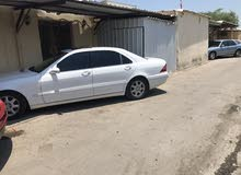 40,000 - 49,999 km Mercedes Benz S 320 2001 for sale
