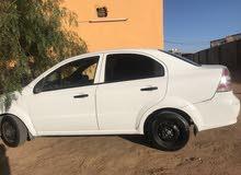 Chevrolet Aveo 2011 For sale - White color