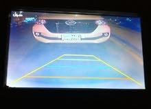 شاشة سيارة
