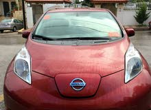 Available for sale!  km mileage Nissan Leaf 2015