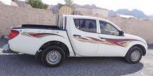 Mitsubishi Pickup 2013 For sale - White color